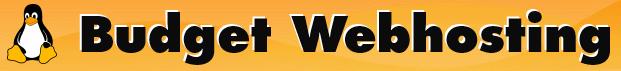 Logo Budget Webhosting
