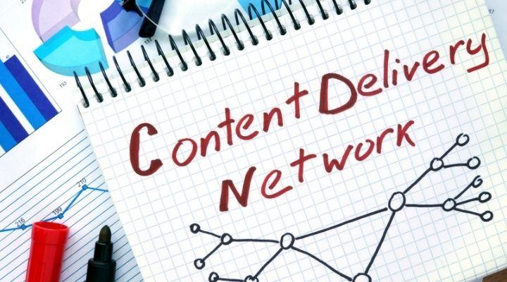 CDN Content Delivery Netwerk