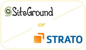 SiteGround of Strato