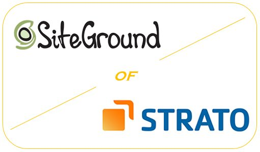 SiteGround of Strato