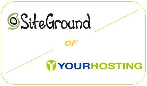 SiteGround of Yourhosting
