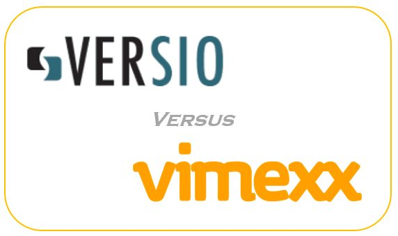 Vimexx of Versio
