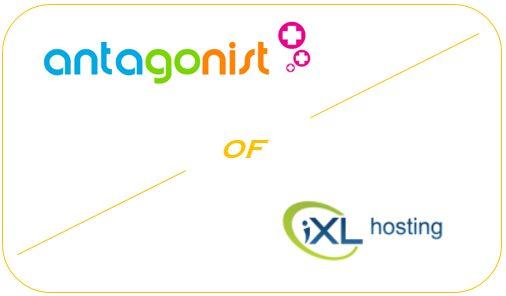 Antagonist of iXL Hosting