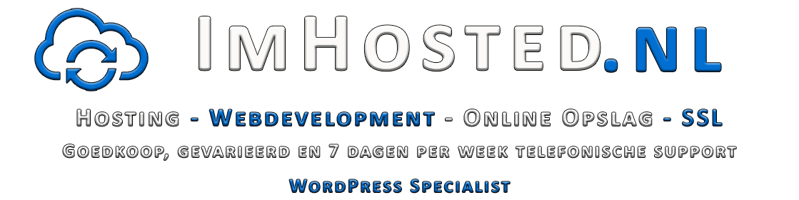 Logo ImHosted.NL