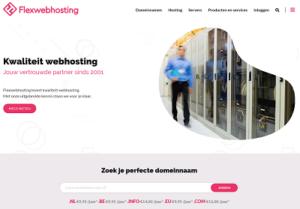 Flexwebhosting duurder
