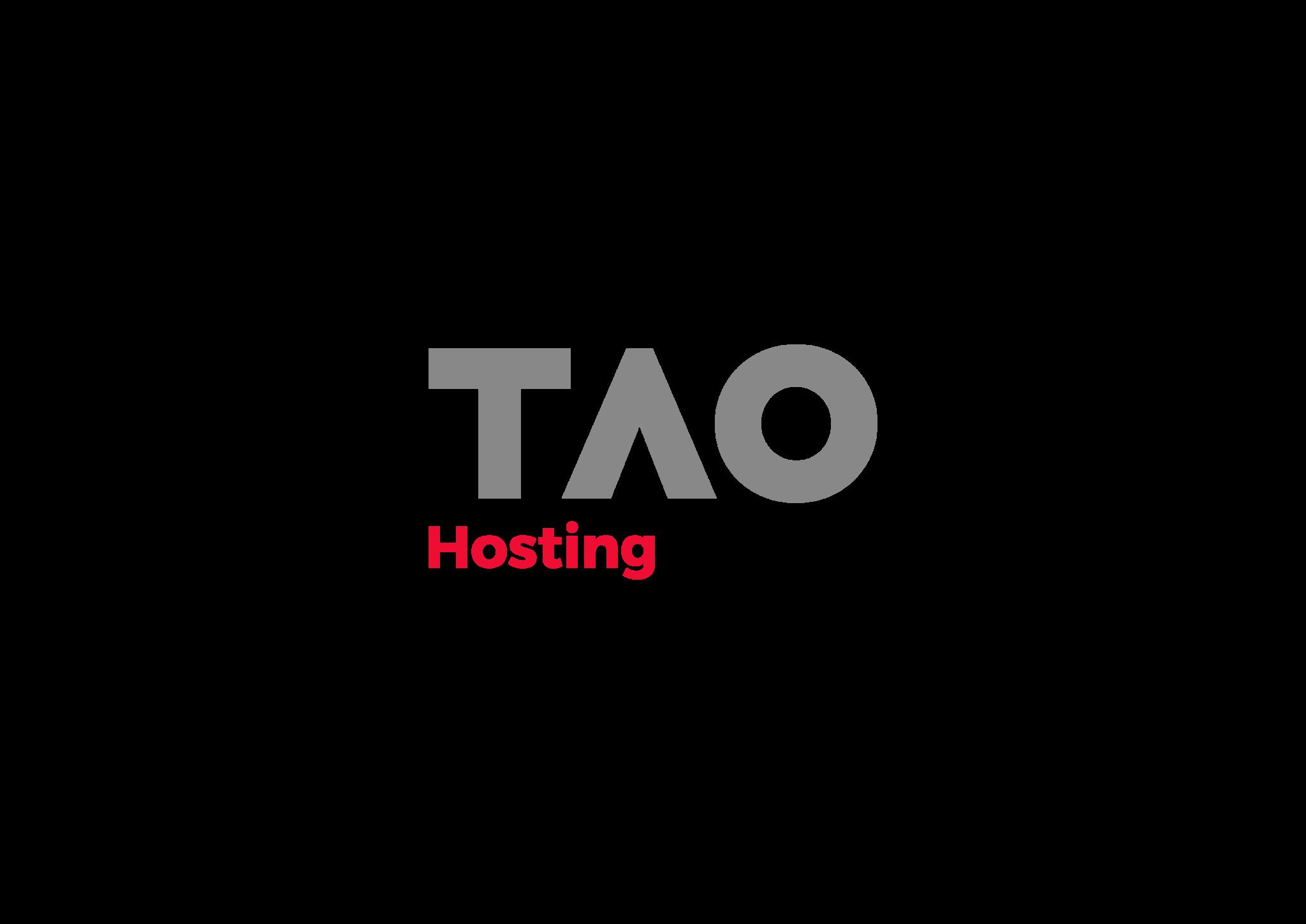 Logo TAO Hosting