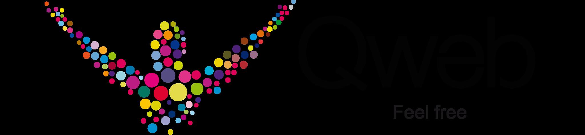 Logo Qweb Internet Services B.V.