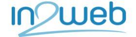 Logo in2web