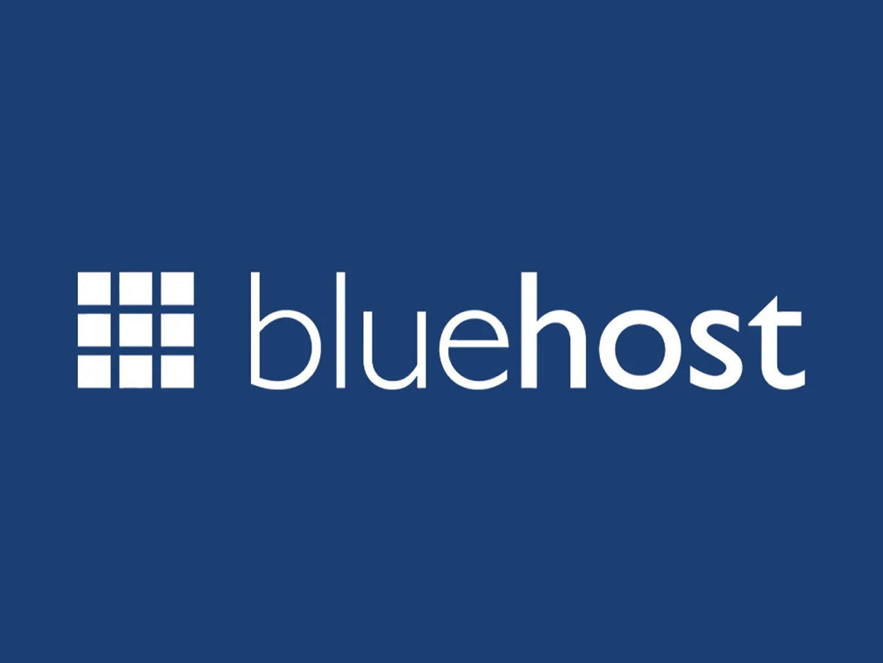 Logo Bluehost